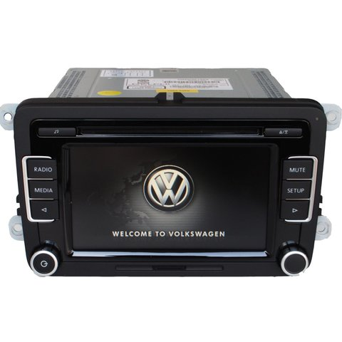 Aftermarket Camera Connection Adapter for Volkswagen Preview 5