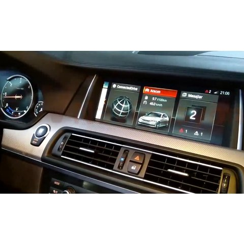 Video Interface for BMW 1-5, 7, X3, X4, X5 Series / Mini of 2017– MY Preview 4