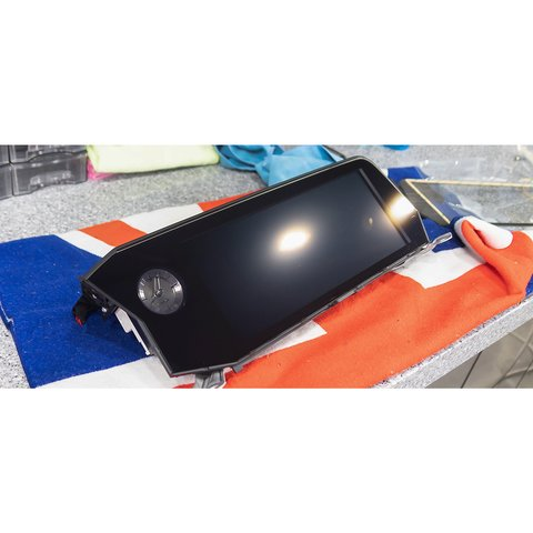 """12.3"""" Capacitive Touch Screen Panel for Lexus ES300h Preview 5"""