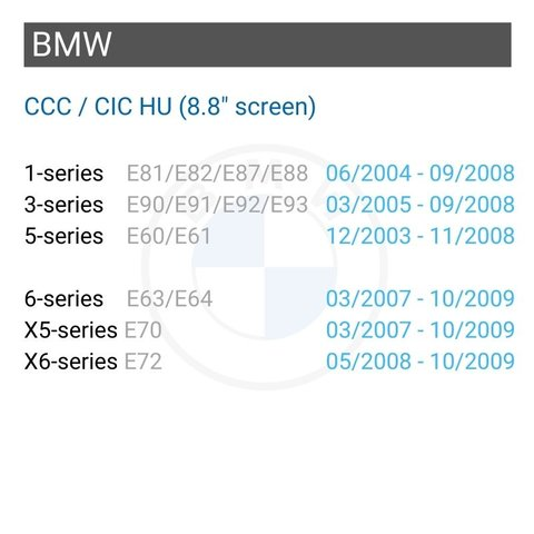 Wireless CarPlay and Android Auto Adapter for BMW with CCC Preview 1