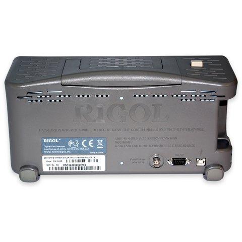 Цифровий осцилограф RIGOL DS1022CD Прев'ю 2