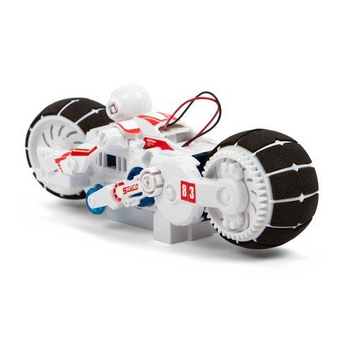 Робот-мотоцикл на енергії солоної води, STEAM-конструктор CIC 21-753 - /*Photo|product*/