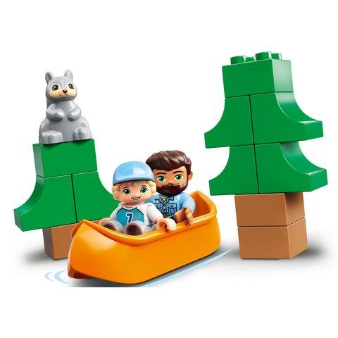 Конструктор LEGO DUPLO Семейное приключение на микроавтобусе 10946 Превью 7