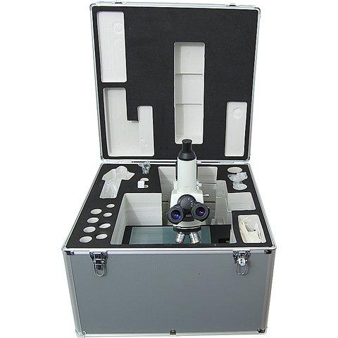 Metallurgical Trinocular Microscope NJC-160 Preview 1