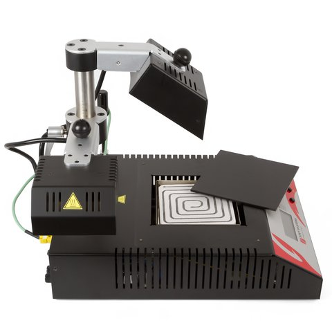 Infrared BGA Rework Station Jovy Systems RE-7550 - Preview 10