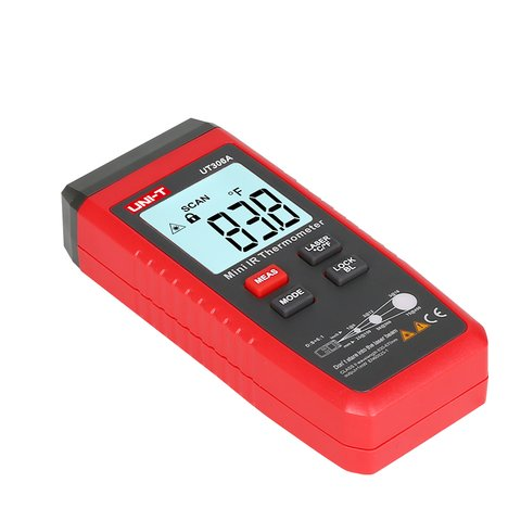 Infrared Thermometer UNI-T UT306A Preview 3